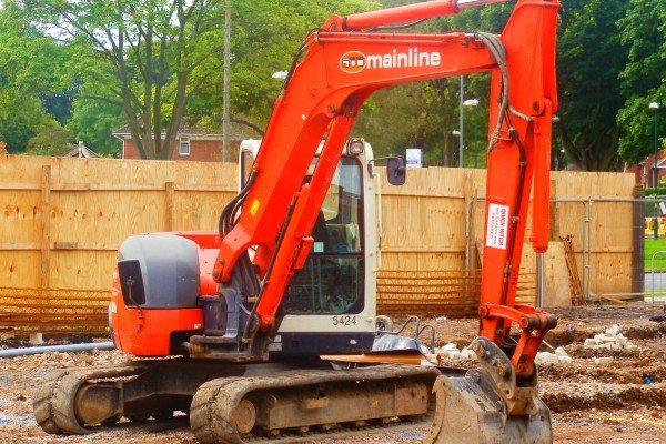 Excavators/Diggers